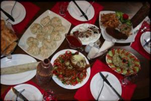 Колорит грузинской кухни