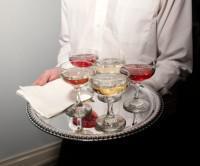 Инвентарь бармена и посуда для коктейлей