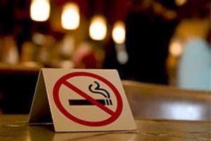 Курение в ресторане