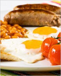 Завтрак: полезный, здоровый, правильный