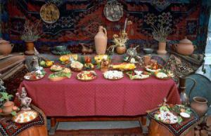 Особенности азербайджанской кухни