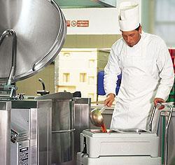 Безопасность пищи – при организации централизованного питания