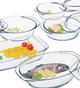 Использование стеклянной посуды