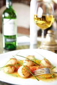 Выбор вина зависит не от блюда, а от соуса
