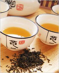Зелёный чай - вкусно и полезно