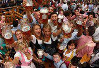 Oktoberfest в центре Петербурга