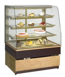Новая линия кондитерских холодильных витрин
