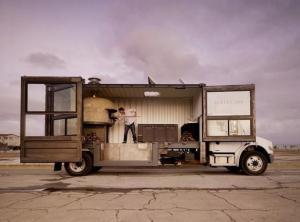 В Сан-Франциско появилась мобильная пиццерия Del Popolo