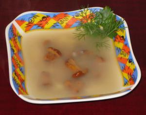 Первые блюда азербайджанской кухни