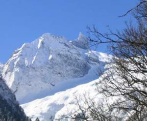 Синие горы Кавказа